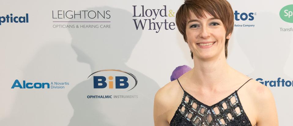 Local Hertfordshire optometrist wins national award