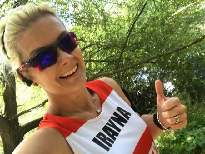 Irayna- Royal Parks Half Marathon